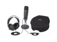 Samson C01U Pro Podcasting Pack Studio