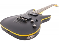 Schecter DEMON-6 FR Aged Black Satin
