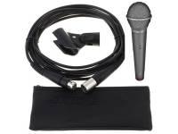Microfone Vocal Dinâmico Shure BG 1.1 K
