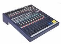 Soundcraft EPM 12 Recomendado para: Igrejas e templos, Eventos musicais, Bandas e músicos, Teatros    Altamente transparente amplificador de microfone GB30 inclui o sistema de ajuste de alta resoluç...