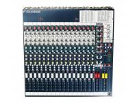 Soundcraft FX 16 II O Mixer Soundcraft FX16ii usa o mesmo processador AudioDNA ® destaque em muitas das Digitech ® e equipamentos fora de borda léxico, incluindo o processador léxico MX400 altamente respeitad...