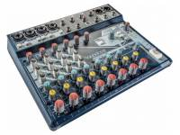 Soundcraft Notepad-12FX Mesa de Mistura com Efeitos Soundcraft NotePad 12FX