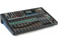 Soundcraft Si Impact O console Si Impact foi projetado para ser tão simples quanto um mixer analógico. Ele oferece melhorias na operação desenvolvidas para propocionar um som digital ao vivo que mixa e grava, ...