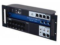Soundcraft Ui16 A Ui16 é um completo sistema de mistura digital no formato de stagebox compacto e robusto, com Wi-fi integrado e a possibilidade de ser controlada por qualquer dispositivo conectado via um br...