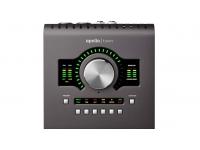 Universal Audio  Apollo Twin MKII Duo 2x6 Desktop Thunderbolt Audio Interface  Com 2x SHARC DSP para executar os plug-ins do UAD sem sobrecarregar a CPU do computador host  24 bits / 192 kHz    Tecnologia un...