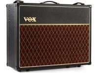 Vox  AC30 C2 O amplificador VOX AC30 tem sido um ícone há décadas, conhecido como o som que impulsionou a