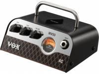 Vox  MV 50 AC A série MV50 da VOX apresenta uma abordagem verdadeiramente inovadora. Este pequeno monstro pesa apenas 540gr, mas possui uma potência d...