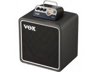 Vox  MV50 Rock Set O Vox MV50 CR cabeça compacta apresenta um modo plano e um EQ alternar para o uso com armários de coluna, permitindo-lhe alcançar excelente low-end e acentuação das altas frequências, qu...