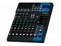 Yamaha MG-10XU Mesa de Mistura Analógicas Yamaha MG-10XU - 1a canais com efeitos e USB (Cubase AL incluído), 10 Channel Mixer,4 Mic Entradas com