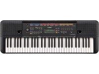 Yamaha PSR-E263 Yamaha PSR-E263 - O teclado ideal para começar, Teclado portátil de 61 teclas para iniciantes que integra uma grande variedade de sons e funções.
